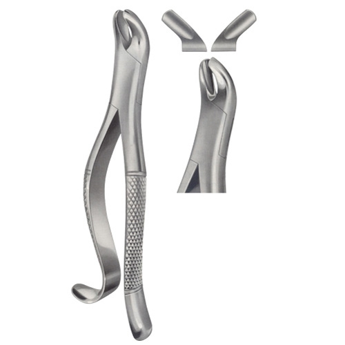 Tooth Forceps, American Pattern for upper Molars